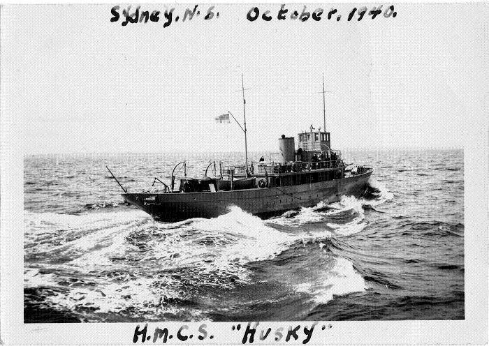 HMCS Husky