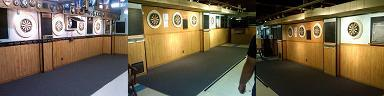 Click on any dart board for pictures of our Lower Deck Clubroom!